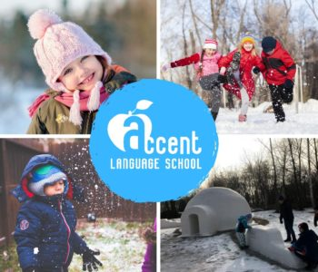 Ferie w Accent Language School!