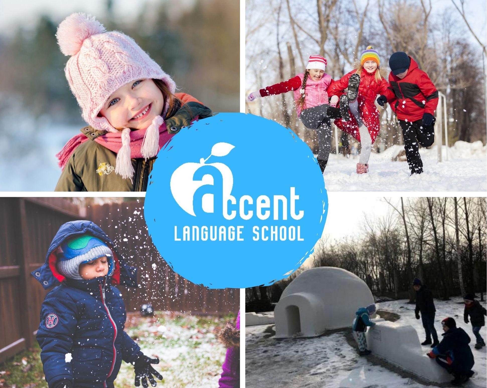 Ferie w Accent Language School!