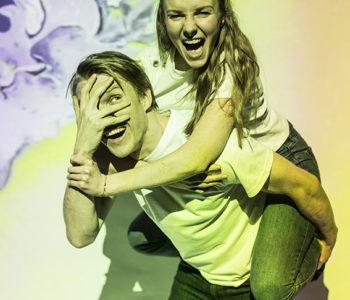 Nina i Paul - spektakl dla nastolatków. Gliwice