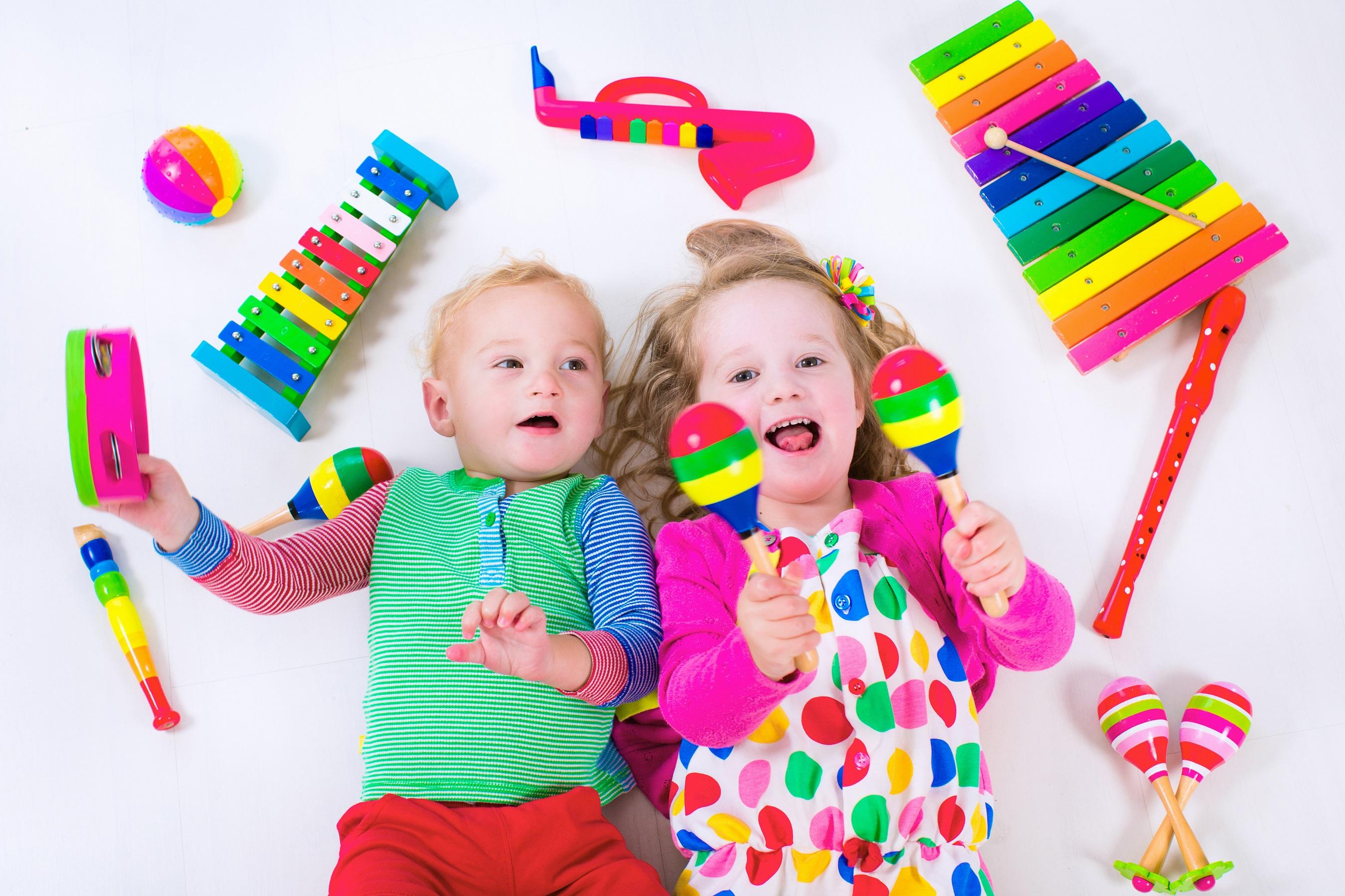 Umuzykalnienie - zajęcia dla dzieci