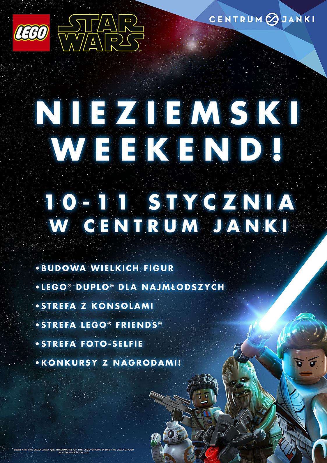 LEGO® Star Wars™ w Centrum Janki