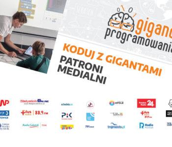 Koduj z Gigantami - bezpłatne warsztaty programowania dla dzieci