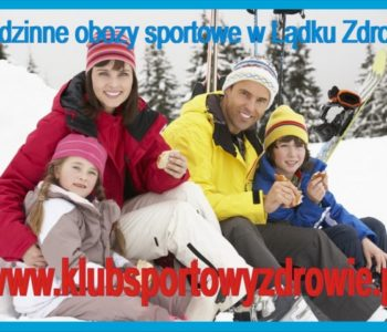 Rodzinny wyjazd na narty