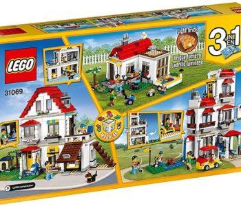 Do wygrania super zestawy Lego!