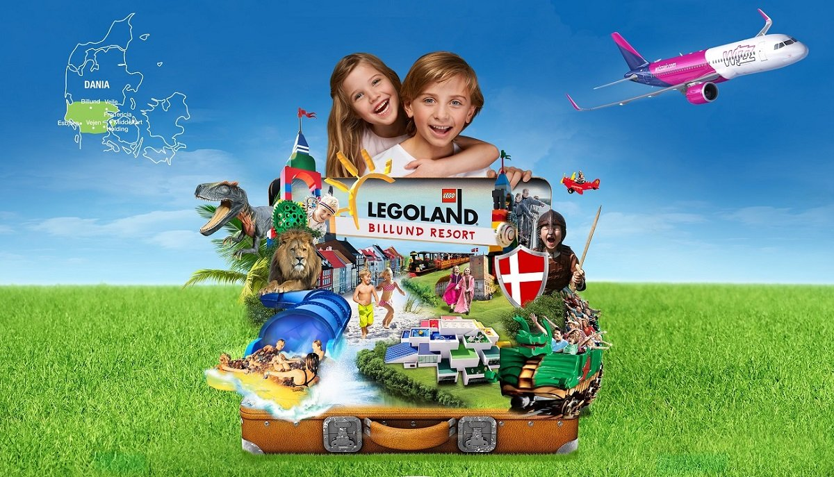 LEGOLAND® Billund Resort – znacznie więcej niż LEGOLAND!