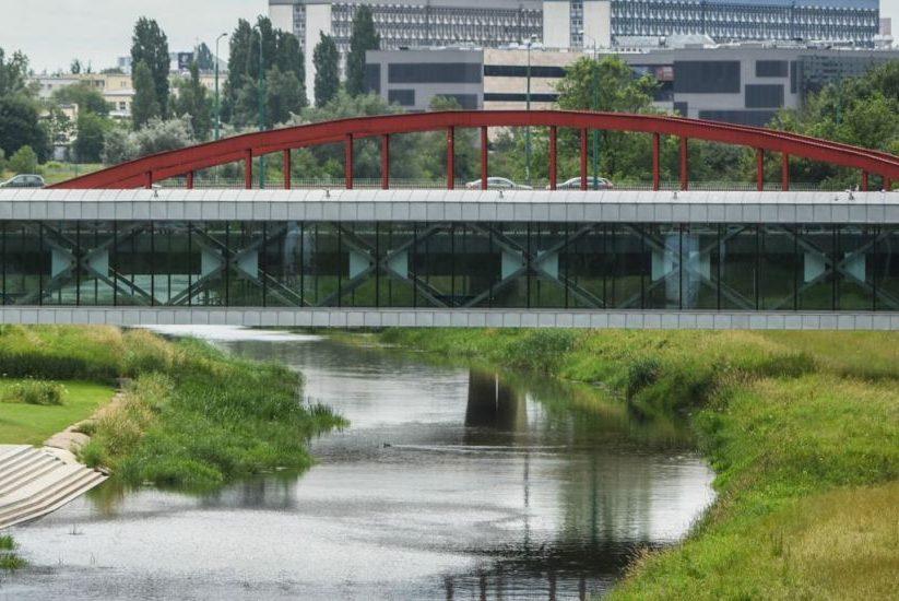 Z nurtem rzeki – zajęcia przyjazne dla klimatu