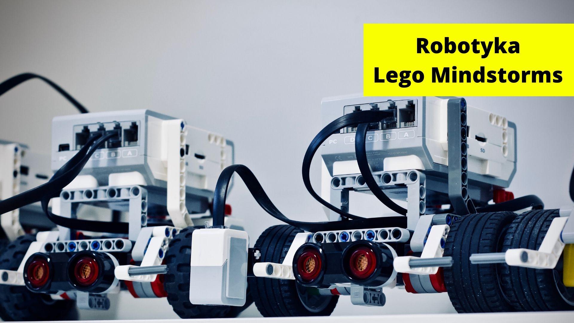 Robotyka - Lego Mindstorms