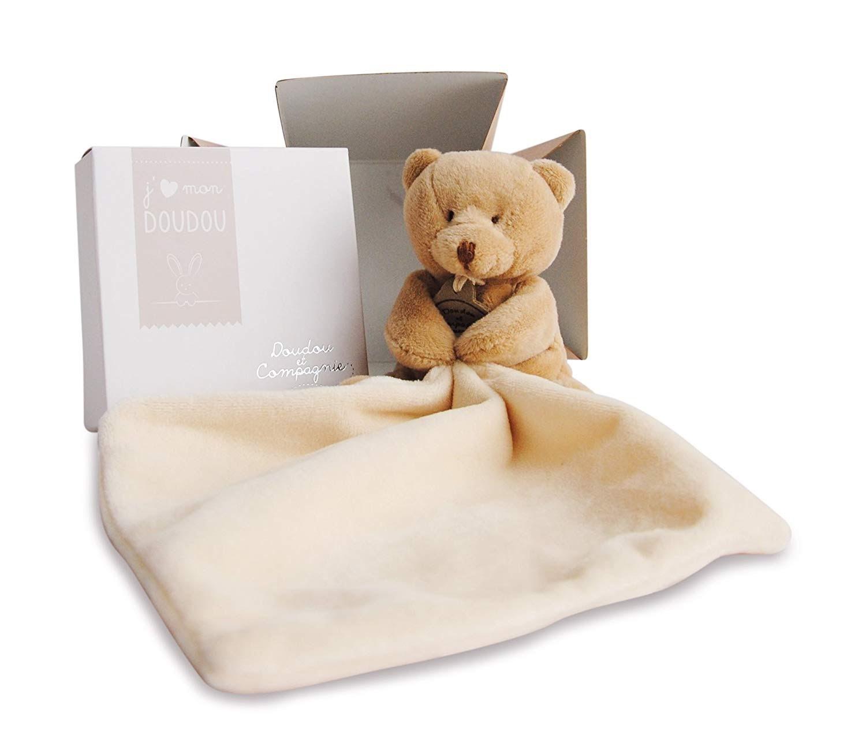 miś z kocykiem – dla niemowlaka – zabawkitotu – Doudou et Compagnie