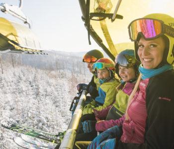 Jak wybrać narty dla dziecka