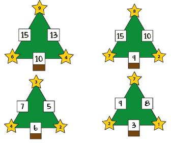 zagadki matematyczne obrazkowe odpowiedzi