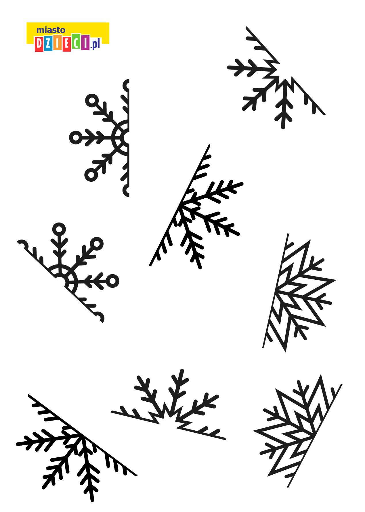 Połącz gwiazdki zabawa łamigłówka do druku