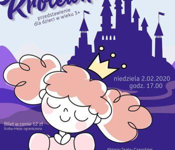 Spektakl dla dzieci: Śpiąca Królewna