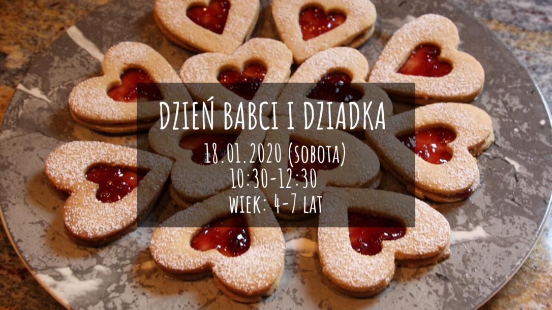 Dzień Babci i Dziadka - warsztaty kulinarne. Katowice