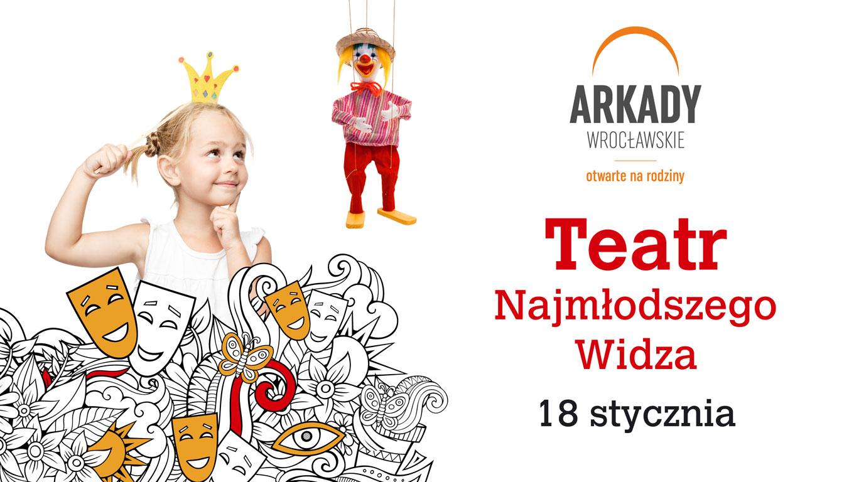 Teatr Najmłodszego Widza na stałe w Arkadach Wrocławskich