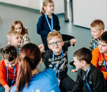 Zajęcia na Uniwersytecie Dzieci w Poznaniu