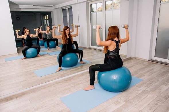 Zajęcia fitness z opieką nad dziećmi