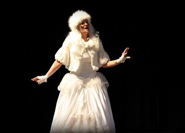 Bajka muzyczna: Królowa Śniegu. Gliwice