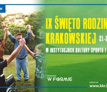 Muzeum w IX edycji Święta Krakowskiej Rodziny w Wieliczce