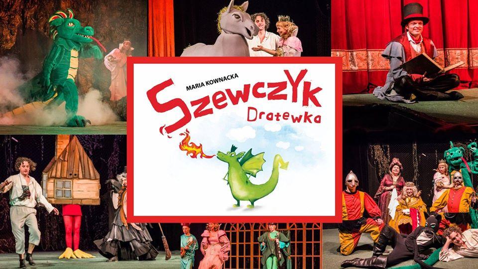 Przedstawienie dla dzieci pt. Szewczyk Dratewka. Chorzów