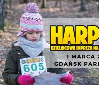 Harpuś – z mapą do Parku Zaspa!