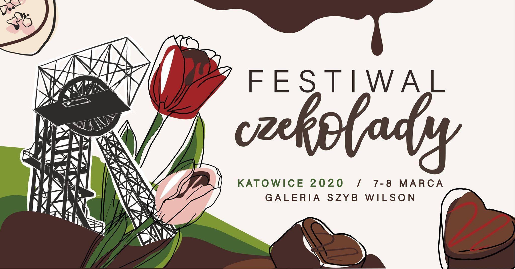 Festiwal Czekolady w Katowicach 7-8 marca