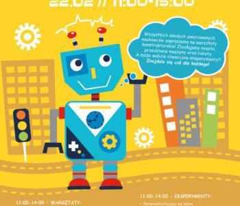 Młody Inżynier – warsztaty w Factory Annopol