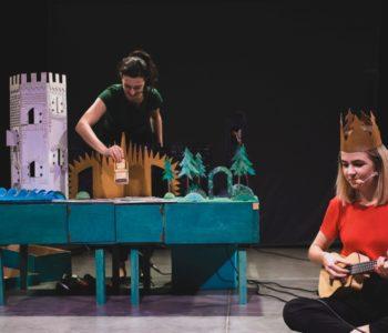 Maleńkie królestwo królewny Aurelki – spektakl Teatru Figurki