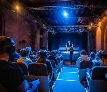 Halo Kosmos! – zmysłowisko w Teatrze Mazowieckim