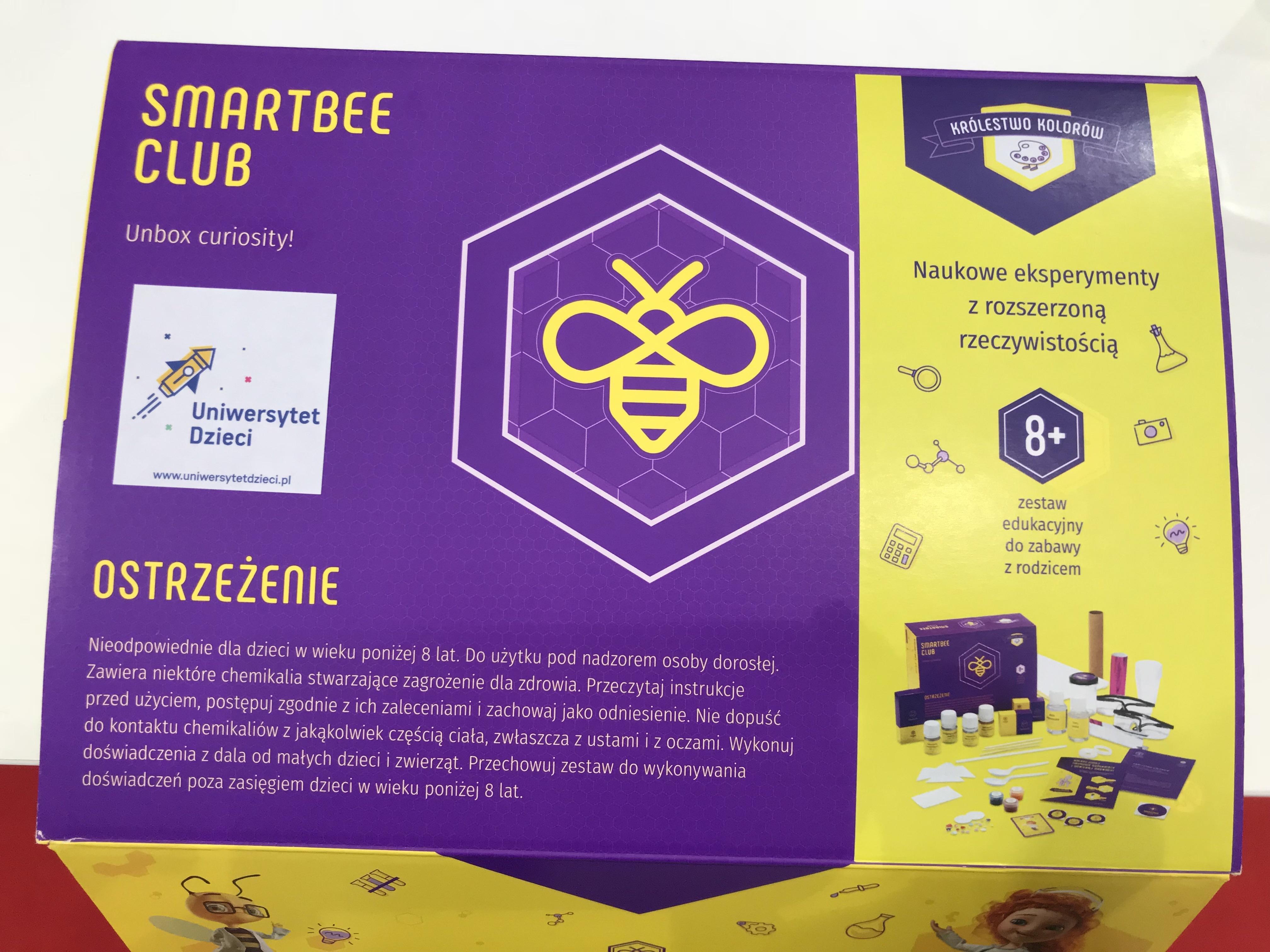 SmartBee Club zestaw