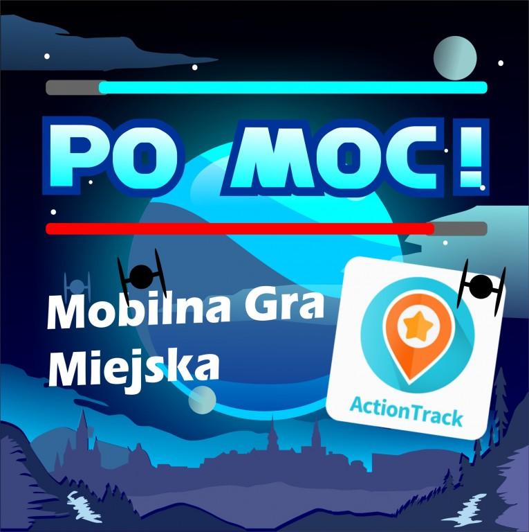 Mobilna Gra Miejska: Po Moc!
