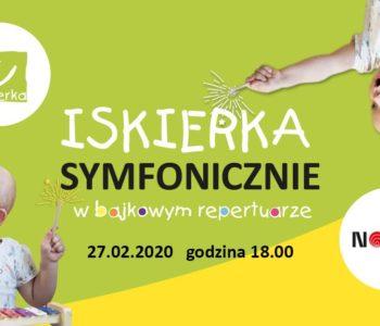 Koncert: ISKIERKA Symfonicznie. Katowice