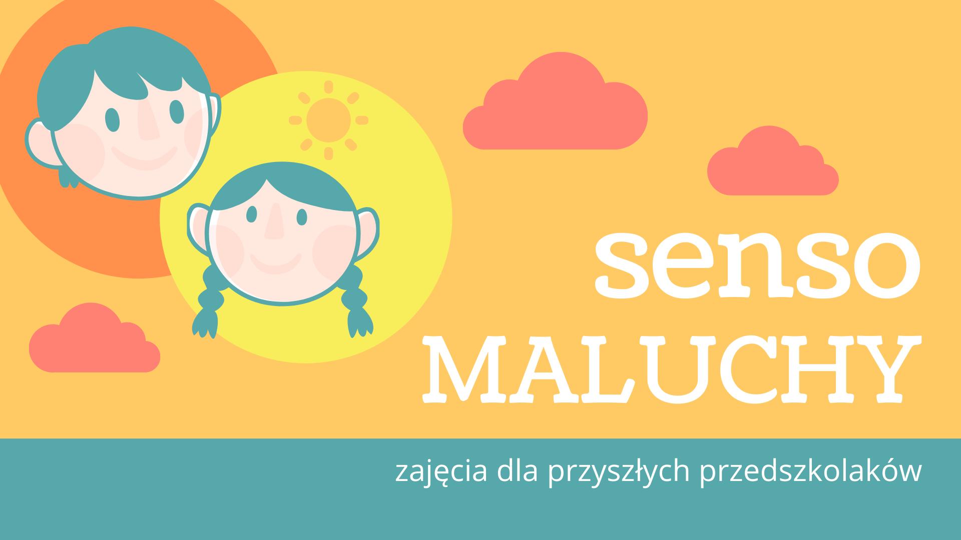 SensoMaluchy - zajęcia adaptacyjne dla przyszłych przedszkolaków