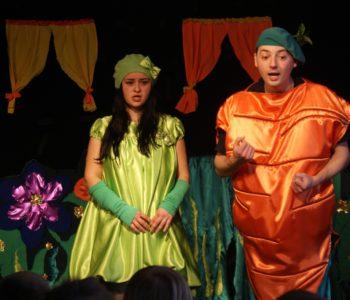 Spektakl dla najmłodszych: Królewna Fasolka. Siemianowice Śląskie