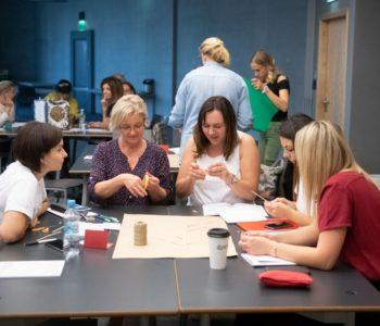Pokój Nauczycielski: emocje i obrazy – warsztaty