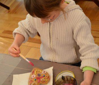 Serce z piernika – warsztaty dla dzieci. Bytom