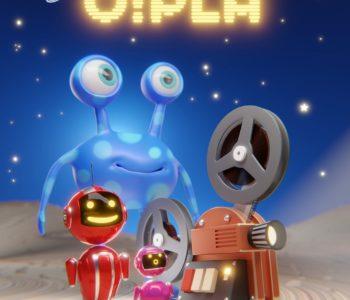 Konkurs Teraz Dziec Mają Głos! w ramach 8. Ogólnopolskiego Festiwalu Animacji O!PLA