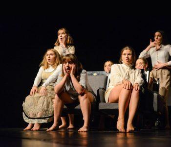 Scena Tańca Współczesnego: portreTy. UchwycOne