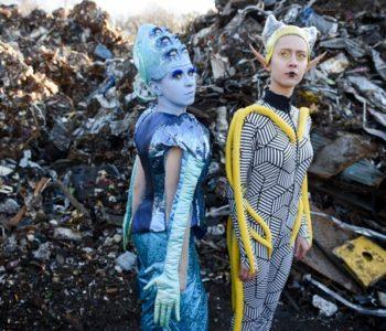 Premiera w Teatrze Miniatura: Kosmici