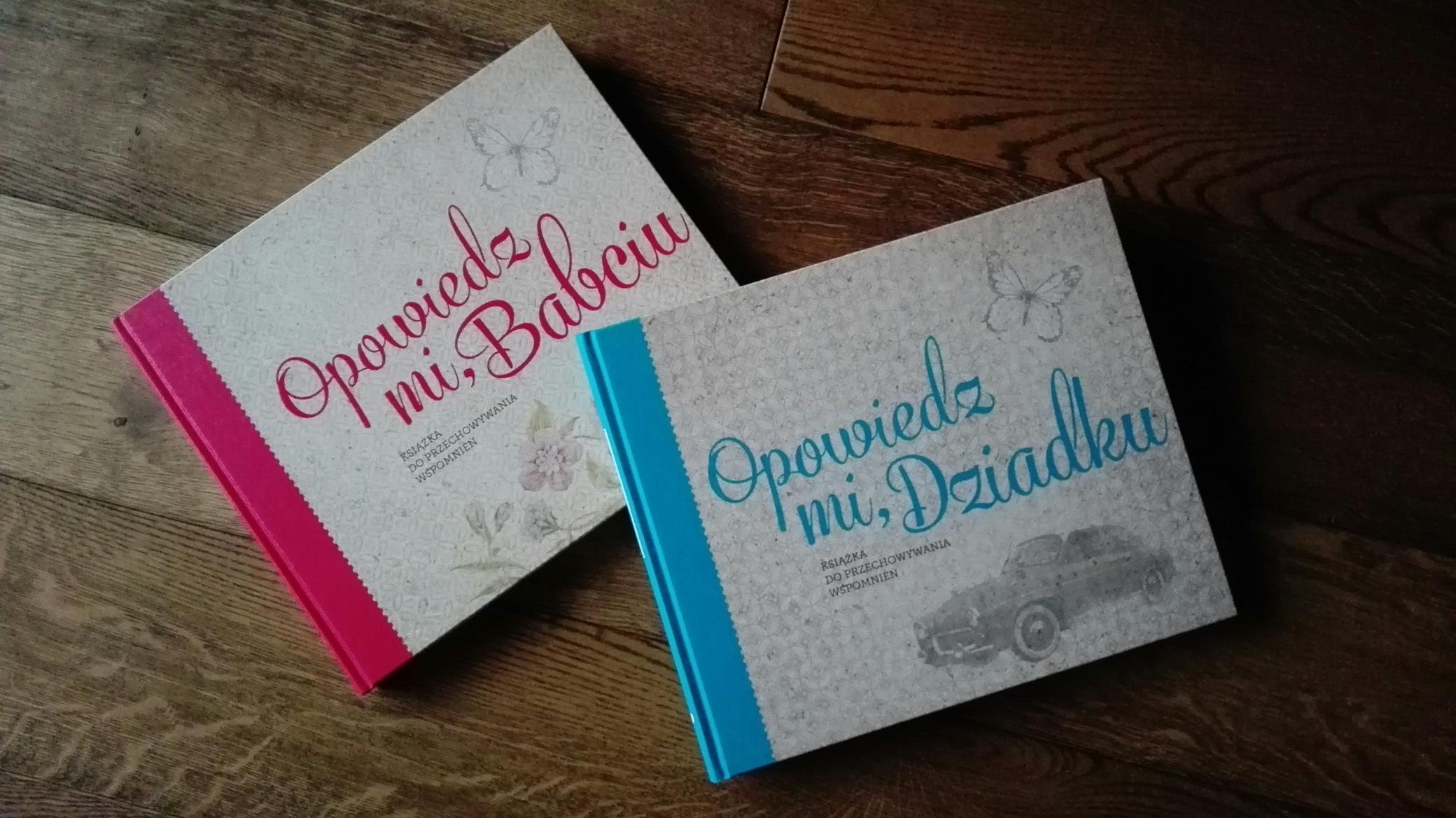 Książki – prezenty dla ukochanych babć i dziadków