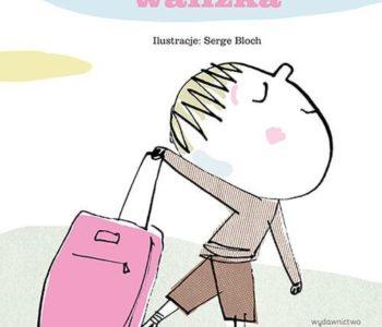 Aktywne czytanie książki: Różowa walizka