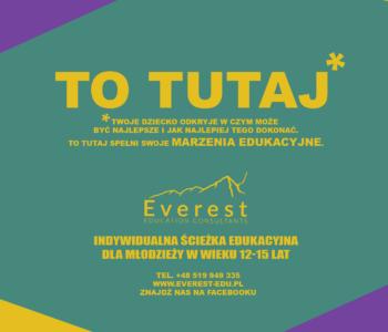 Program Everest – Indywidualna Ścieżka Edukacyjna dla Nastolatków