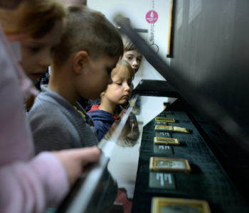 Żywy obraz – warsztaty dla dzieci w Muzeum Fotografii