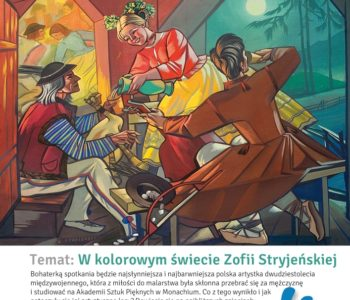 Wehikuł sztuki: W kolorowym świecie Zofii Stryjeńskiej
