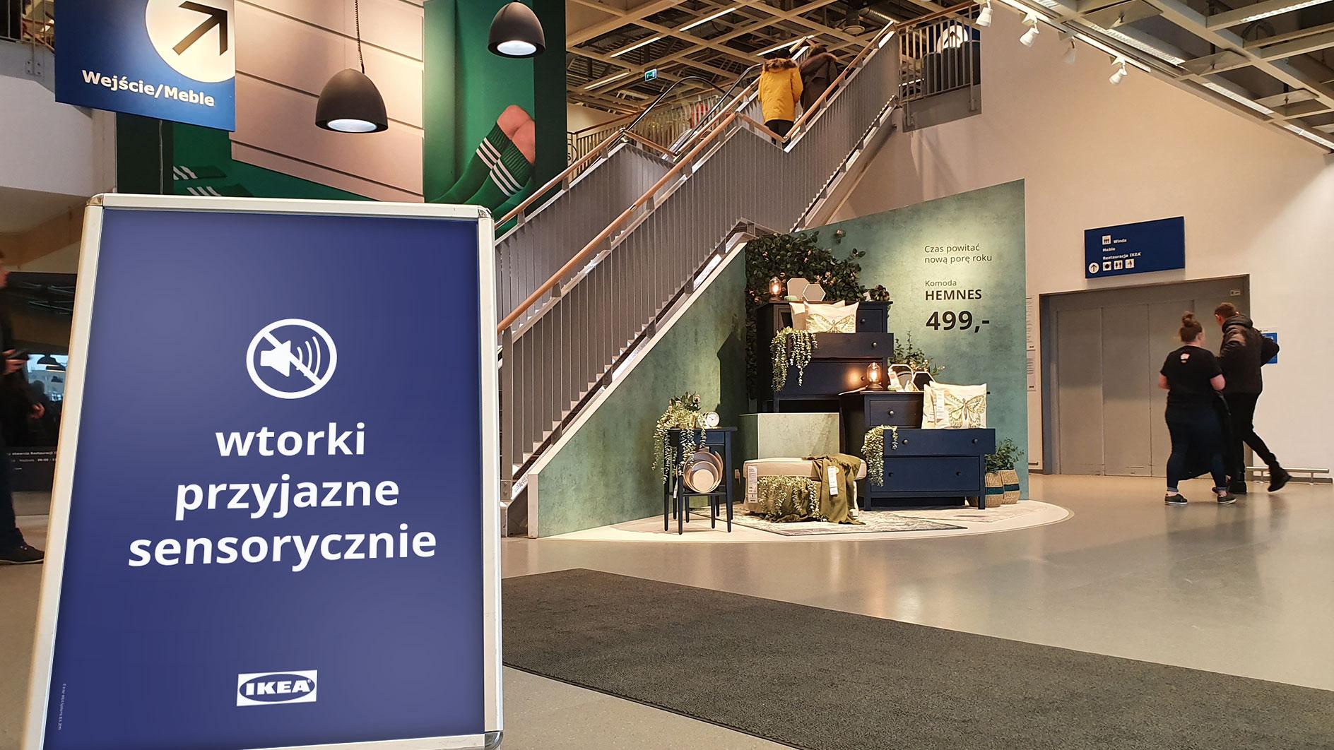 Wtorki Przyjazne Sensorycznie w IKEA Kraków