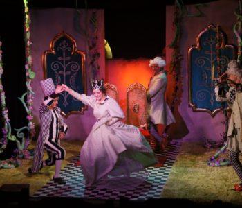 Księżniczka na ziarnku grochu – spektakl