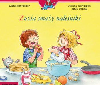 Mądra Mysz. Zuzia smaży naleśniki – książka dla dzieci