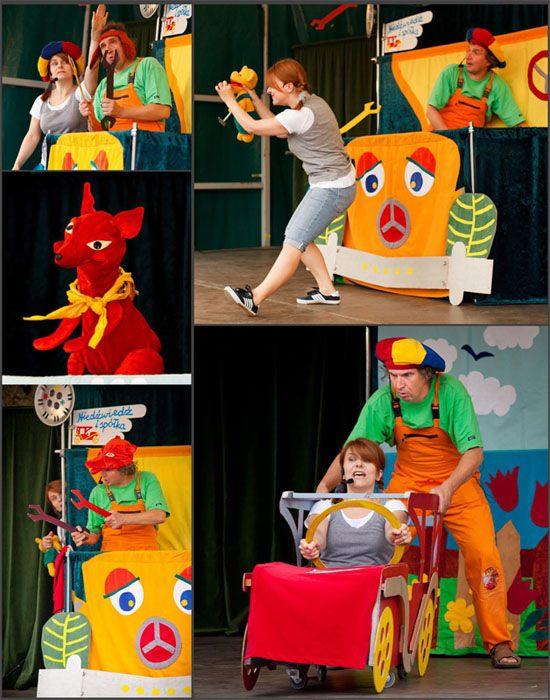 Teatr Qfer: Majsterklepkowicz. Spektakl dla dzieci