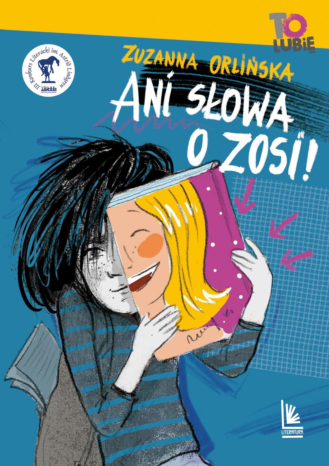 Ani słowa o Zosi! - książka
