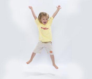 Proste ćwiczenia gimnastyczne dla dzieci – zakręć magicznym kołem!