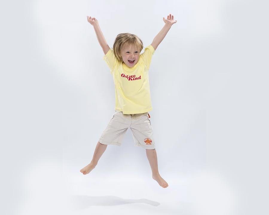 Zabawy ruchowe w domu. Ćwiczenia gimnastyczne dla dzieci magiczne koło